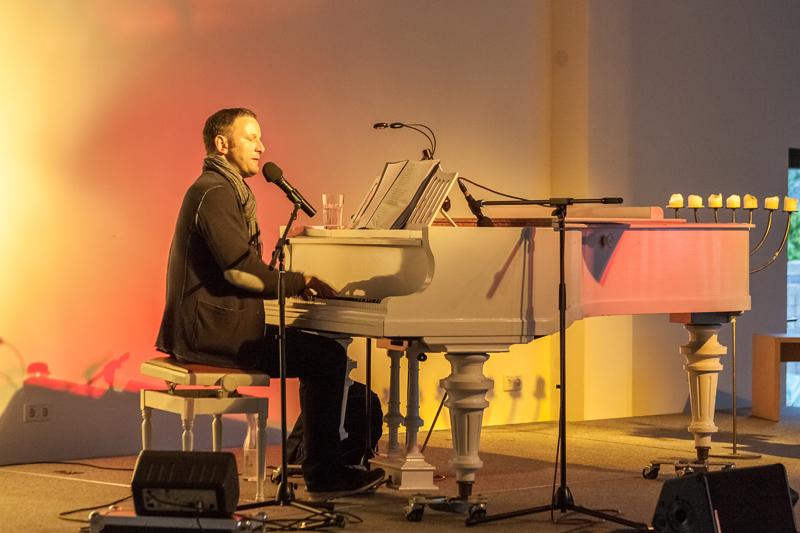Andi Weiss, Lieb dich Gesund, Konzert am 15.05.2015 im Forum Hoffnung